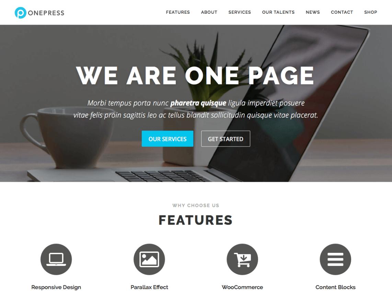 無料でここまで!お勧めのWordPressテーマOnePressの設定方法を徹底解説